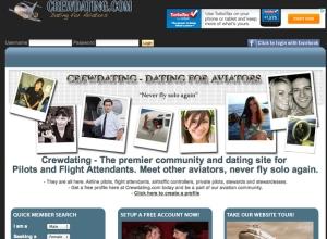 Lernen die sich nicht sowieso kennen? Datingseite für Piloten und Stewardessen. Foto: crewdating.com