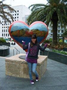 Liebe - zwischen Palmen