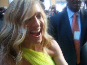 Aaaah - Carrie! SJP bei der Premiere des ersten SatC-Films in New York